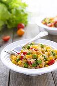 野菜のリゾット — ストック写真