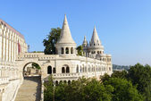 Fisherman's Bastion — Stock Photo