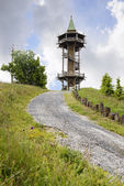 Margit Lookout Tower — Stock Photo