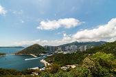 ピークから香港 — ストック写真