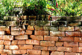 Stone wall. — Stock Photo