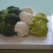 Close-up view of Cauliflower — Stock Photo