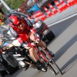 Stock Photo: Cadel Evans, Prologue of Tour de France 2012
