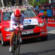 Denis Menchov, Prologue of the Tour de France 2012 — Stock Photo