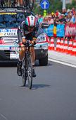 Haimar zubeldia, prologen av tour de france 2012 — Stockfoto