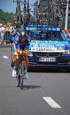 Jonathan Cantwell, prologue of the Tour de France 2012 — Stockfoto