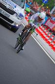 Johannes Fröhlinger, prologue of the Tour de France 2012 — Zdjęcie stockowe
