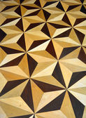Old parquetry — Stock Photo