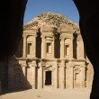 Stock Photo: Monastery, Petra
