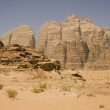 Royalty-Free Stock Photo: Wadi Rum, Jordan