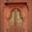 Stock Photo: Bikaner Window, India