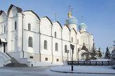 Annunciation cathedral i kazan från ryssland — Stockfoto