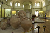 Ancient amphora in  a Sevastopols museum — Stock Photo