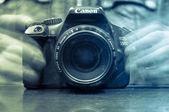 Câmera — Fotografia Stock