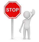 Zatykać znak drogowy — Zdjęcie stockowe