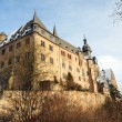 Castle in Marburg, Germany — Stock Photo #19089609