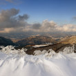 Stock Photo: Mountain panoramin mountain Small Fatra