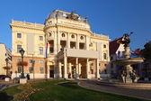 National Theatre, Bratislava, Slovakia — Stock Photo