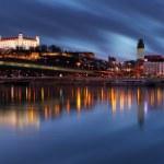 Bratislava castle - Slovakia — Stock Photo #19018631