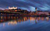 Bratislava castle - Slovakia — Stock Photo