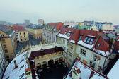 Bratislava cityspace — Stock Photo