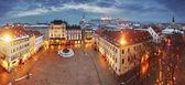 Bratislava panorama - Slowakije - Oost-Europa stad — Stockfoto
