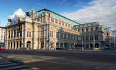 Vienna State Opera House (Staatsoper), Austria — Stock Photo