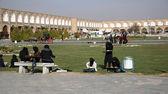Naqsh-i Jahan Quadrat in Isfahan im iran — Stockfoto