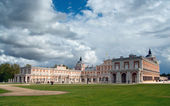 Castle in Aranjuez — Stock fotografie