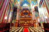 Orthodox Church - interior — Stock Photo