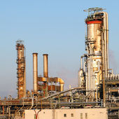 Petrochemical plant — Photo