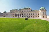 Belvedere Palace in Vienna - Austria — Stock Photo
