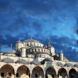Stock Photo: Istanbul - Blue mosque, Turkey