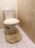 Luxury toilet — Stock Photo