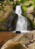 Waterfall in Resov — Stock Photo