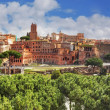 Stock Photo: Rome - panorama