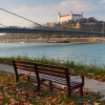 Bratislava castle — Zdjęcie stockowe