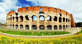 Roma, coliseo — Foto de Stock
