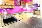 Kitchen detail — Stock Photo