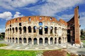 Rome, Colosseum — Stock Photo
