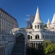 Stock Photo: Hungary, Budapest, Fisherman's Bastion