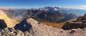 Mountain landscape in Italy mountain — Stock Photo