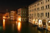 ヴェネツィア リアルト橋から — ストック写真