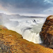 Gullfoss waterfall , Iceland — Stock Photo #29342943
