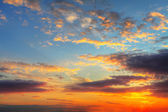 Niebo w tle — Zdjęcie stockowe