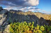 Slovakia nature and mountain — Stock Photo