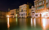 Venice from Rialto bridge — Stock Photo