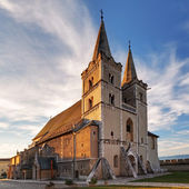 Cathedral of St. Martin, Chapter Spisska, Slovakia — Stock Photo