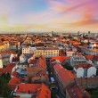 Stock Photo: Zagreb cityspace