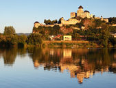 Slovakia Castle - Trencin — Stock Photo